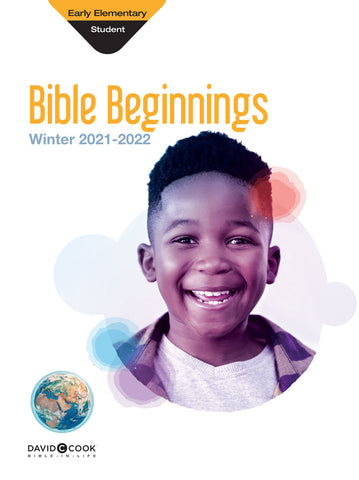 Bible-in-Life Early Elementary Bible Beginnings Student Book | Winter 2017-2018