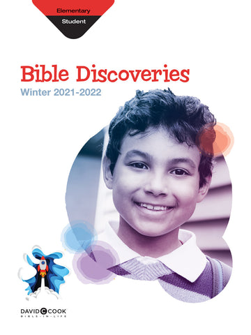 Bible-in-Life Elementary Bible Discoveries Student Book | Winter 2019-2020