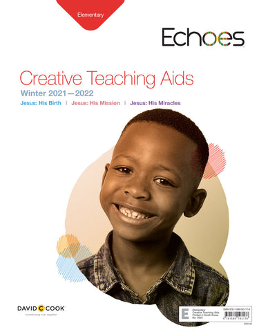 Echoes Elementary Creative Teaching Aids | Winter 2018-2019