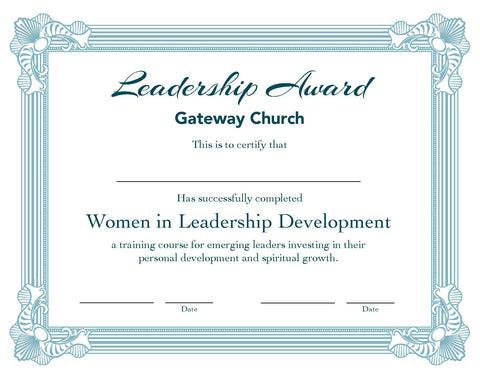 WiLD Certificate 10 Pack - Gateway Women | Gateway Publishing