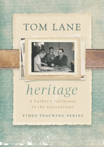 Heritage DVD - Tom Lane | Gateway Publishing