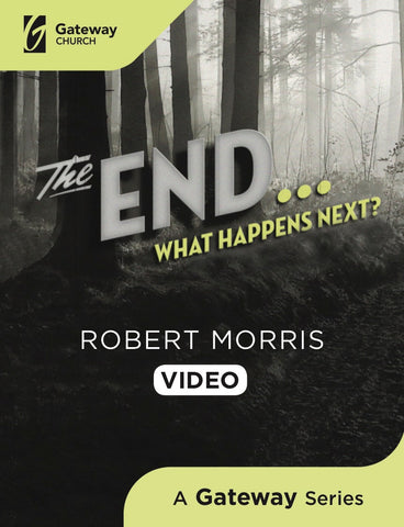 The End DVD | Robert Morris