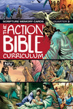 The Action Bible Scripture Memory Cards - ESV, NIV® or CSB - Print Quarter 3