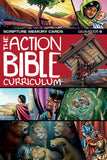 The Action Bible Scripture Memory Cards NIV® - Print Quarter 6