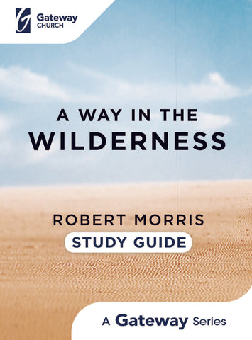 A way in the wilderness small group study guide Robert Morris