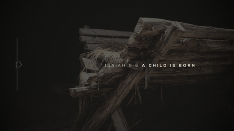 To Us A Child Is Born Music Video - Seeds Family Worship