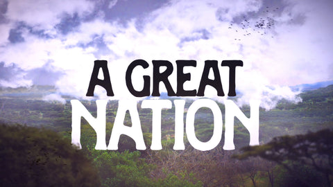 A Great Nation Music Video - Seeds Family Worship