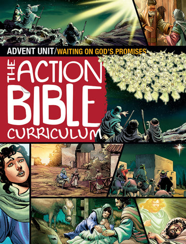 The Action Bible Curriculum Advent Module