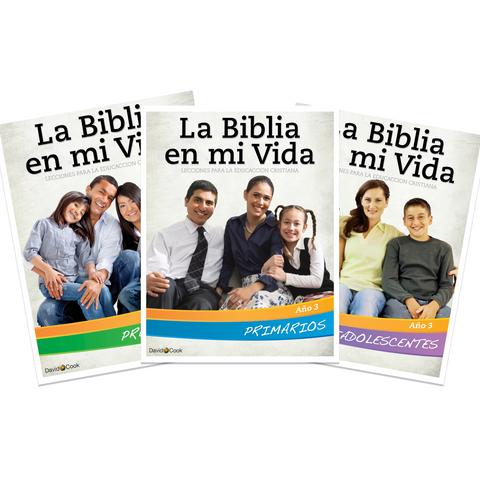 Spanish Curriculum - Year 3 - All Ages (Downloadable Product)