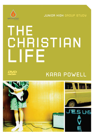 The Christian Life: Uncommon Small Group Video - Kara Powell | Gospel Light