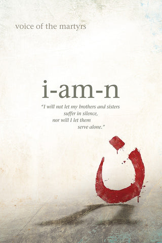 I-Am-N by The Voice of the Martyrs