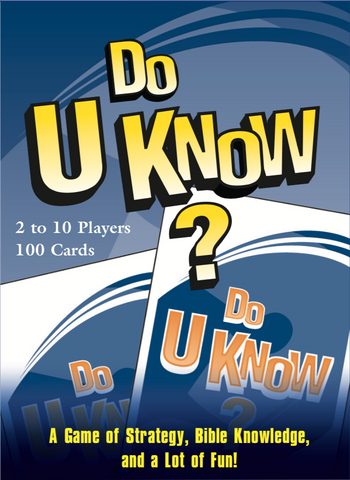 Do U Know? - Game