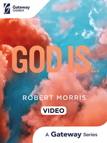 God is Bible Study By Robert Morris DVD