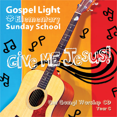 Gospel Light Elementary Get Going! Worship CD Grades 1-4 | Winter 2017-2018