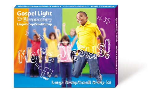 Gospel Light Elementary Large Group Classroom Quarter Kit | Winter 2017-2018