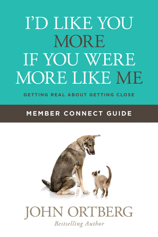 I'd Like You More if You Were More like Me - Member Connect Guide