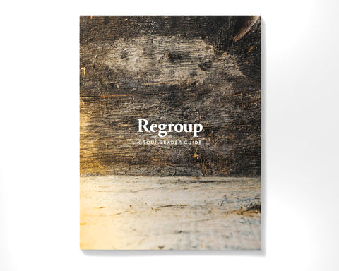 Regroup: Group Leader Guide - Rally Point Ministry | David C Cook