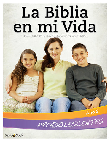 Spanish Curriculum - Year 3 - Middle School (Downloadable Product)