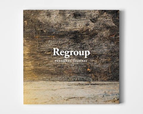 Regroup: Personal Journal - Rally Point Ministry | David C Cook