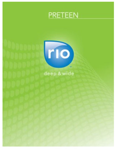 RIO Digital Kit Preteen - Fall Year 2