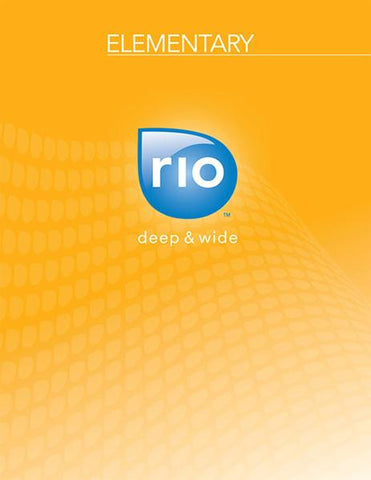 RIO Digital Sunday School Kit | Elementary | Fall Year 1