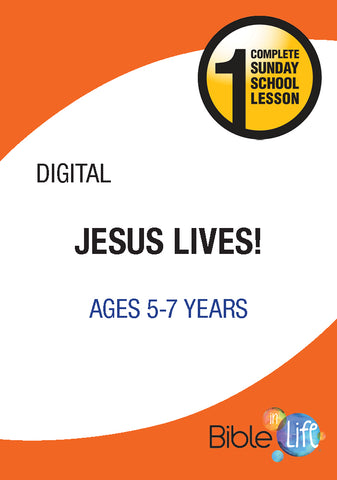 Bible-In-Life Lower Elementary Jesus Lives!