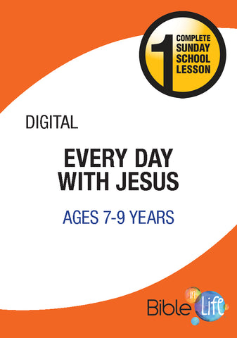 Bible-In-Life Elementary Every Day with Jesus
