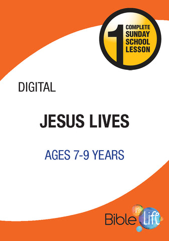 Bible-In-Life Elementary Jesus Lives