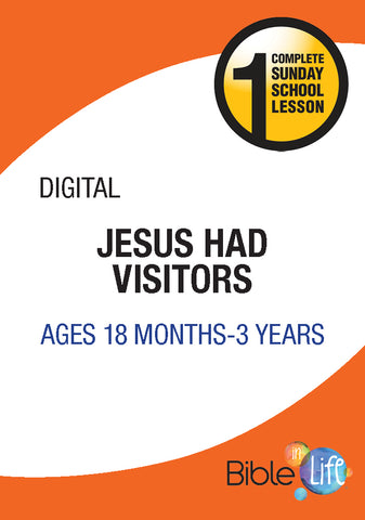 Jesus Had Visitors