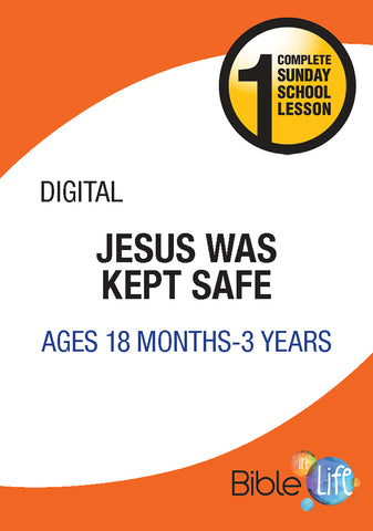 Jesus Was Kept Safe