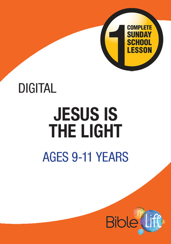 Bible-In-Life Upper Elementary Jesus Is the Light