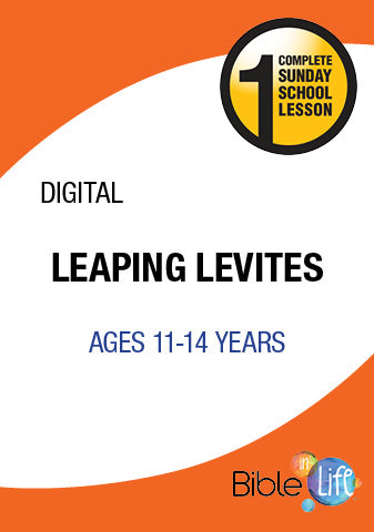 Leaping Levites