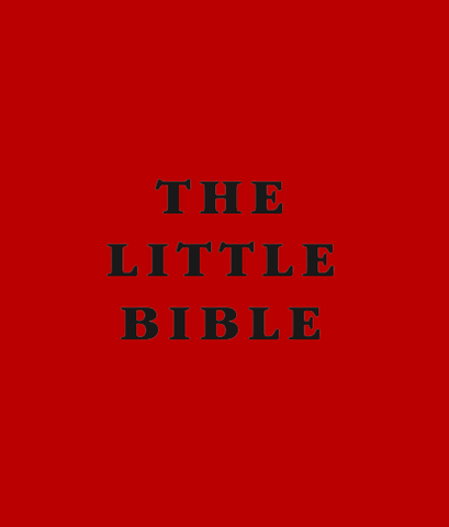 Little Bible 10-pack (red)