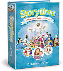 Bible Storytime for Preschool Kids