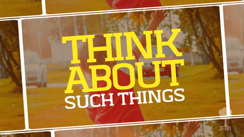 Think About It Music Video - Seeds Family Worship
