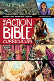 The Action Bible Curriculum Scripture Memory Cards - Quarter 2