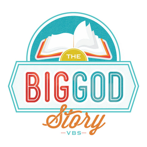 VBS Kit- The Big God Story