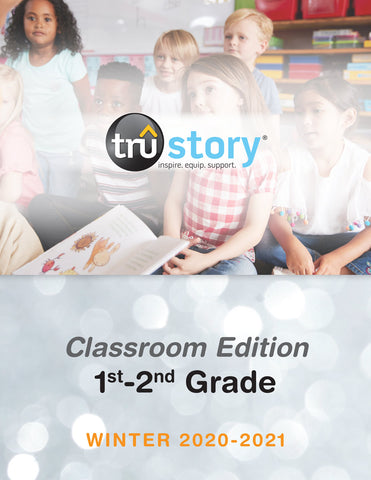 Tru story 1st and 2nd grade winter 2020 2021