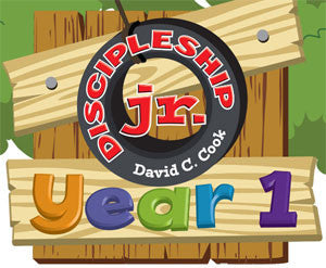 Discipleship Jr. Year 1 - The Complete Year Pack (Downloadable Product)