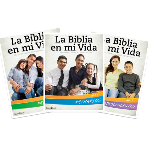 Spanish Curriculum - Year 2 - All Ages (Downloadable Product)