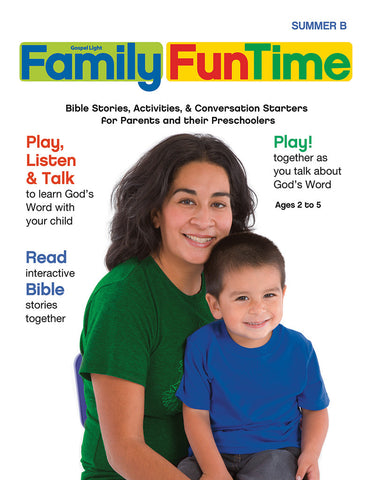 Preschool / Pre-K FunTime Take Home