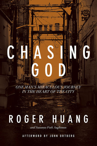 Chasing God by Roger Huang