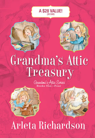 Grandma's Attic Treasury by Arleta Richardson