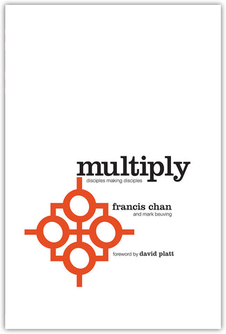 Multiply by Francis Chan and Mark Beuving