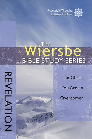 The Wiersbe Bible Study Series - Revelation