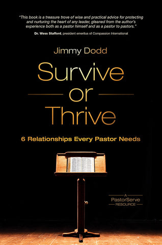 Survive or Thrive by Jimmy Dodd