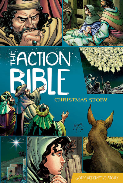 The Action Bible Christmas Story 25 Pack