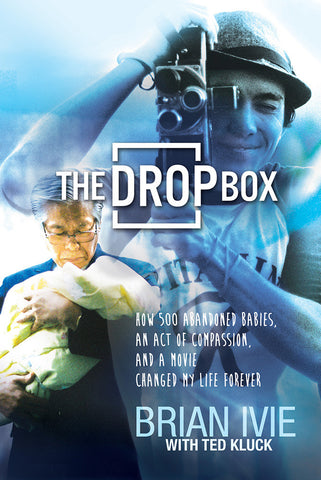 The Drop Box by Brian Ivie with Ted Kluck