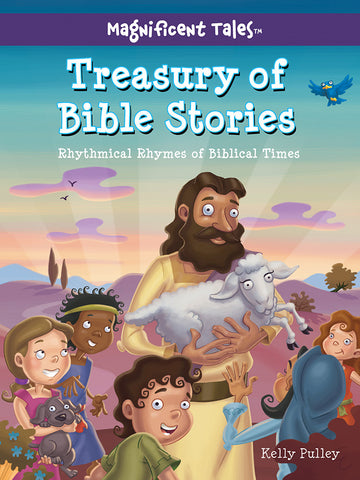 Treasury of Bible Stories by Kelly Pulley