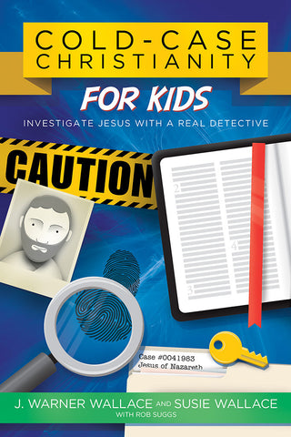 Cold-Case Christianity for Kids | J. Warner Wallace